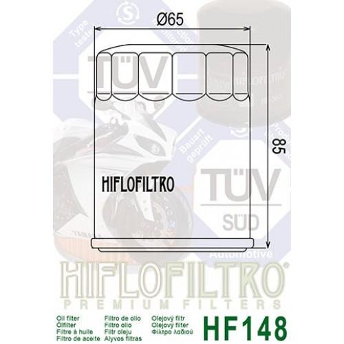 FILTRE A HUILE HIFLOFILTRO HF148