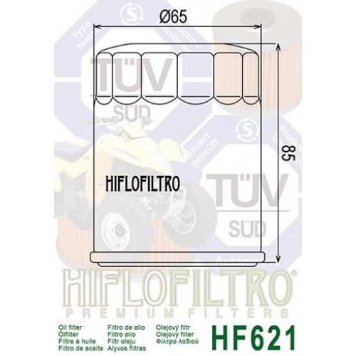 FILTRE A HUILE HIFLOFILTRO HF 621