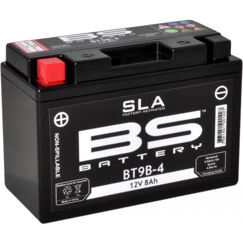 BATTERIE BS SLA YT9B-4
