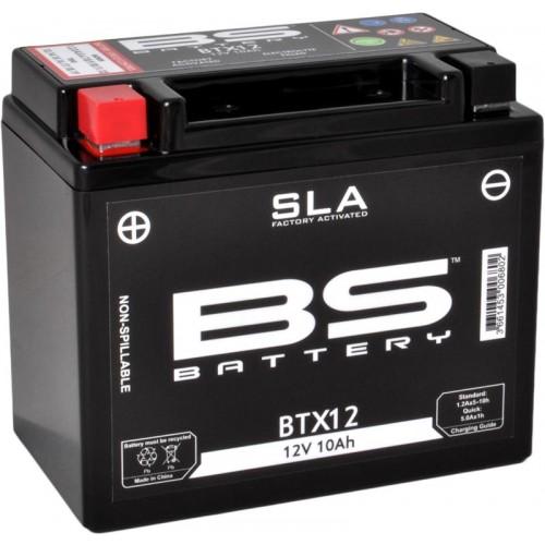 BATTERIE BS SLA YTX12-BS