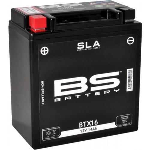 BATTERIE BS SLA YTX16-BS