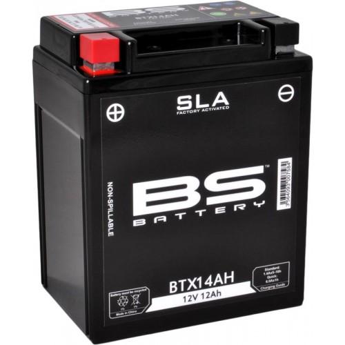 BATTERIE BS SLA YTX14AH-BS