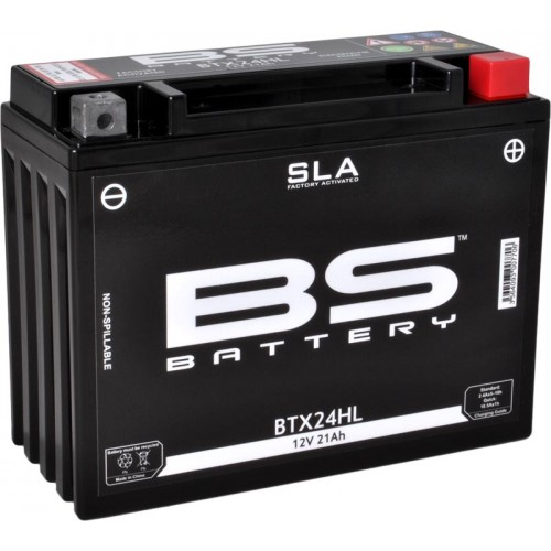 BATTERIE BS SLA YTX24HL-BS