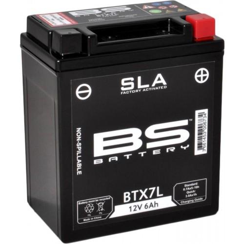 BATTERIE BS SLA YTX7L-BS