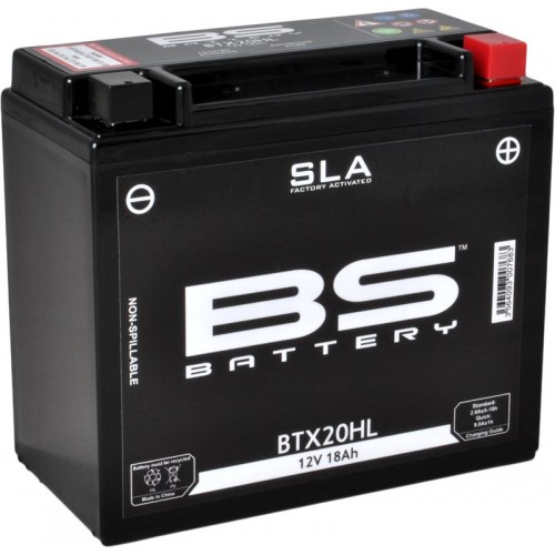 BATTERIE BS SLA YTX20HL-BS