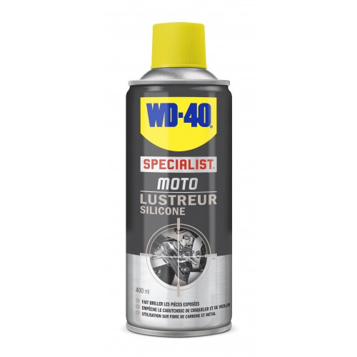 LUSTREUR SILICONE WD40