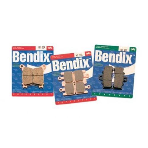 PLAQUETTES DE FREIN BENDIX MOA300