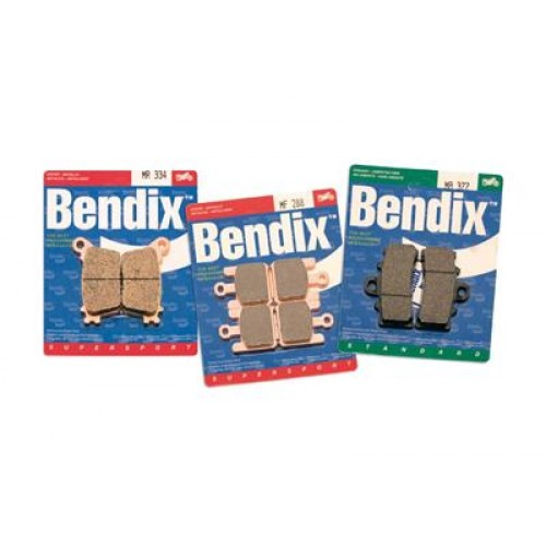 PLAQUETTES DE FREIN BENDIX MO301