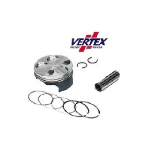 KIT COMPLET PISTON COULÉ VERTEX POUR GASGAS 300 WILD DIAMÈTRE 71,96