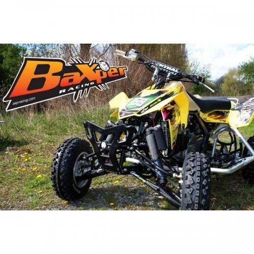 BUMPER AXP BAXPER NOIR POUR SUZUKI LTR 450