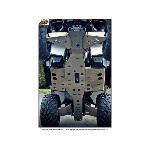 SABOT CENTRAL AXP POUR POLARIS SPORTSMAN 570