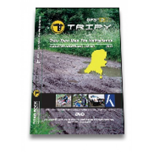 CARTE IGN Pays-Bas 1/25.000 POUR GPS TRIPY II EUROPE