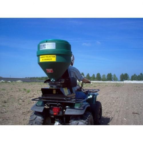 DISTRIBUTEUR ANTI-LIMACE DELIMBE T24 - 70L - 24M + attache 3 points tracteur