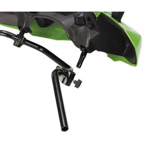 PARE BRISE TUNGSTEN METALLIC WINDPRO ARCTIC CAT
