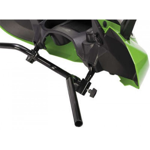 PARE BRISE VIPER BLUE WINDPRO ARCTIC CAT