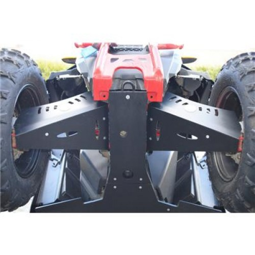 PROTECTION DE TRIANGLES AVANT AXP POUR POLARIS SCRAMBLER 850 / 1000