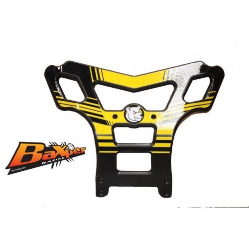 BUMPER AXP BAXPER JAUNE POUR SUZUKI LTR 450