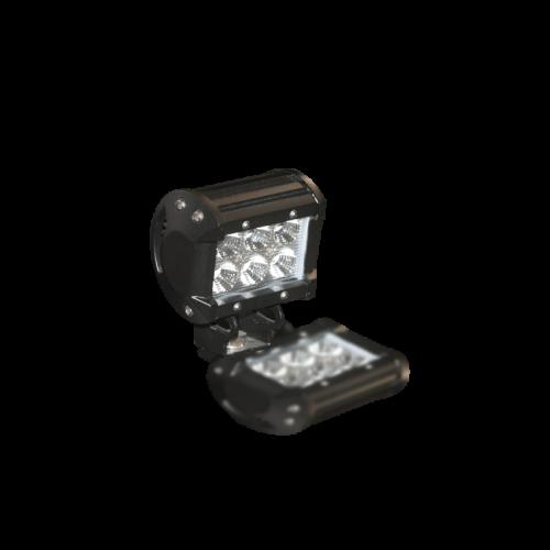 RAMPE 6 LEDS URIDE 1 260 LUMENS