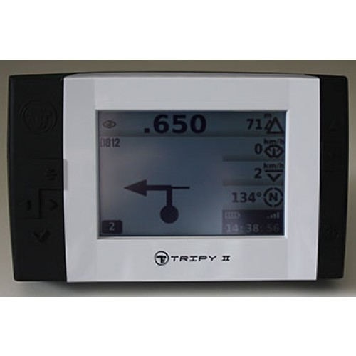 GPS TRIPY II EUROPE