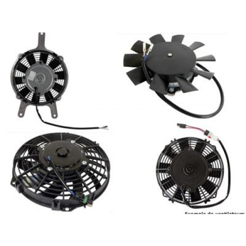 VENTILATEUR DE RADIATEUR ALL BALLS POUR POLARIS SPORTSMAN 500 4x4 HO / SPORTSMAN 500 EFI / SPORTSMAN 500 X2 / SPORTSMAN 500 TOURING EFI / SPORTSMAN 500 FOREST