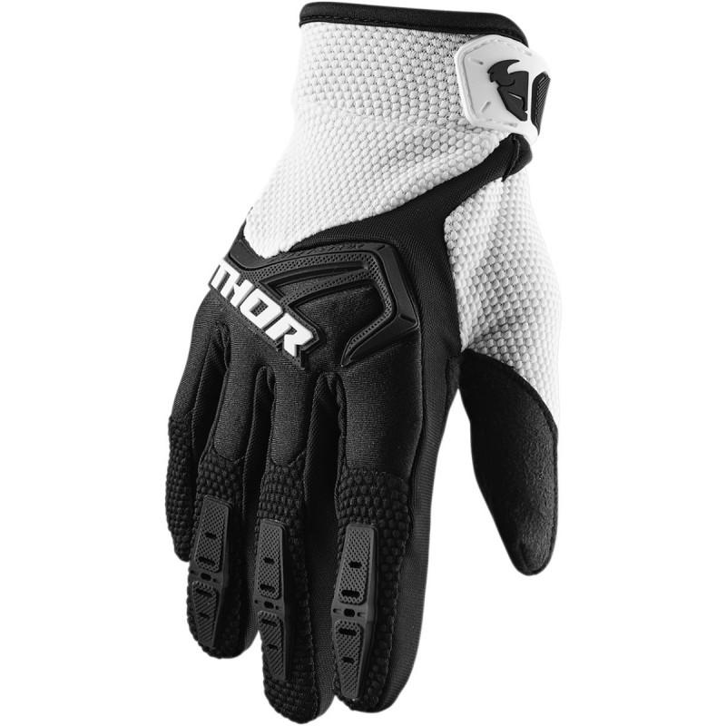 ShallGood Hommes Femmes Gants de Moto Tactiques Thor Gants /à /Écran Tactile Plein-doigt Protection de Sport Cyclisme VTT Escalade Chasse Gloves